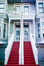 Classic building in San Francisco Royalty Free Stock Photo