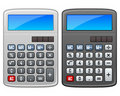 Classic Calculator Stock Photography