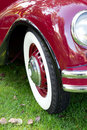 Classic car close up of Royalty Free Stock Photos