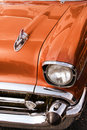 Classic car front end Stock Images