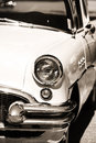 Classic Car Front End