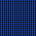 Classic check cloth background Royalty Free Stock Photos