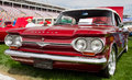 Classic Chevy Corvair Automobile Royalty Free Stock Photo