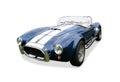 Classic Cobra sports car Royalty Free Stock Photo