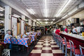 Classic diner in Charlestown, WV