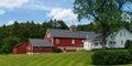 Classic Farm House and Barn