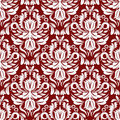 Classic floral pattern vector seamless Stock Photography