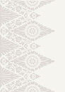 Classic floral wallpaper background pattern