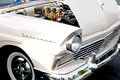 Classic ford fairlane front end Royalty Free Stock Photo