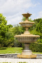 Classic fountain Royalty Free Stock Photo