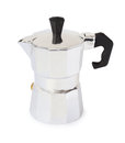 Classic italian coffee maker Royalty Free Stock Images