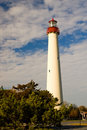 Classic Lighthouse Royalty Free Stock Photo