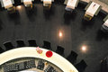 Classic restaurant luxury interior architecture details Stock Images