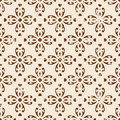 Classic seamless floral ornate background.