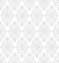 Classic seamless wallpaper background pattern Royalty Free Stock Photo