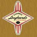 Classic surf logo design all fonts shown are for visual purposes only and freely availalble for open license use from sources such Stock Photography