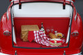 Classic Tailgate Party Royalty Free Stock Photo
