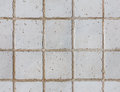 Classic tile floor seamless texture Royalty Free Stock Photo