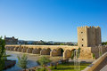 Classic vew of Cordoba, Spain Royalty Free Stock Photo