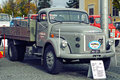 Classic Volvo truck Royalty Free Stock Photos