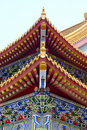 Classical Chinese architecture Royalty Free Stock Photo