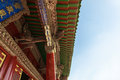 Classical chinese roof Stock Images
