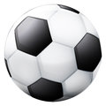 Classical Football Ball 3D Obj...