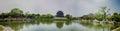 Classical Gardens of Suzhou, Travel to China Royalty Free Stock Photo