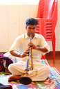 Classical Musical Instrument from South India Stock Photos