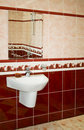 Classics bathroom Royalty Free Stock Photos