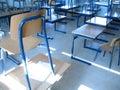 Classroom II Stock Images