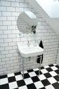 Classy toilet