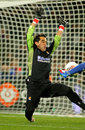 Claudio Bravo of Real Sociedad Royalty Free Stock Image