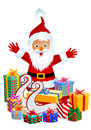 Claus Santa Photo stock