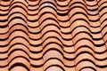 Clay Tiles Royalty Free Stock Photo