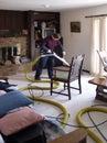Čistič profesionálne koberec