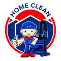 Cute Cleaning Service officer Royalty Free Stock Photo