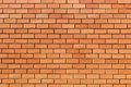 Clear brick wall Royalty Free Stock Photo