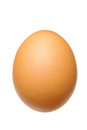 Clear egg Royalty Free Stock Photography