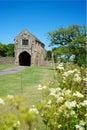 Cleeve abbey english heritage north devon regno unito Fotografie Stock Libere da Diritti
