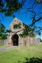 Cleeve abbey english heritage north devon uk Royaltyfria Bilder