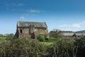 Cleeve abbey landscape somerset england Lizenzfreie Stockfotografie