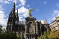 Clermont-Ferrand Cathedral In ...