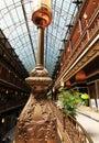 Cleveland Arcade in Cleveland, Ohio Royalty Free Stock Photo