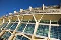 Cleveland Browns stadium Royalty Free Stock Photo