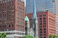 Cleveland, Ohio Royalty Free Stock Photo