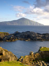 Clew Bay Royalty Free Stock Photography