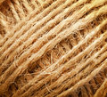 Clew thread in close up picture Stock Photography