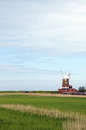 Cley windmill, Norfolk Stock Photo