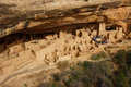 Cliff Palace, Mesa Verde National Park, Colorado Royalty Free Stock Photo